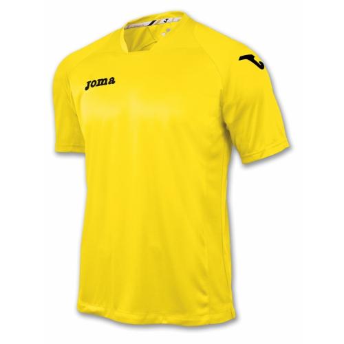 Футболка жовта Joma FIT ONE 1199.98.006  9fecf3cf0f91f