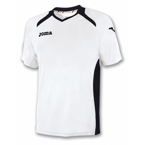 Футболка біло-чорна Joma CHAMPION II 1196.98.004  ad9969989f2f8