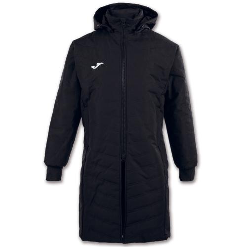 Куртка чорна зимова подовжена ALASKA 100658.100 Joma ALASKA 100658.100 2b2b9c924767d
